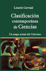 Clasificación contemporánea de ciencias
