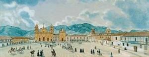 El veinte de julio de 1810, el Grito de Independencia